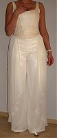 Hochzeitsoutfit - Hosenrock